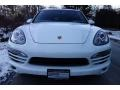 Porsche Cayenne  White photo #2