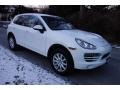 Porsche Cayenne  White photo #9