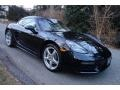Porsche 718 Cayman  Jet Black Metallic photo #8