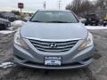 Hyundai Sonata GLS Radiant Silver photo #2