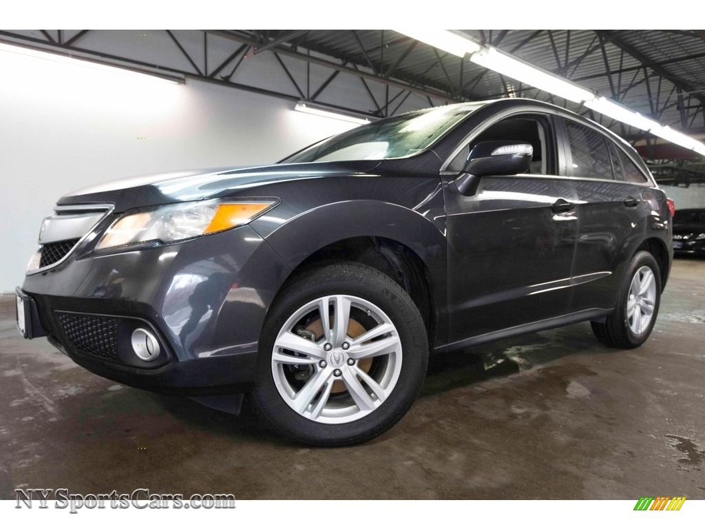 2015 RDX Technology - Graphite Luster Metallic / Ebony photo #1