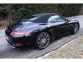 Porsche 911 Carrera Cabriolet Black Edition Black photo #6