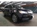 Acura MDX SH-AWD Technology Crystal Black Pearl photo #10