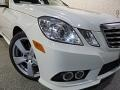 Mercedes-Benz E 350 4Matic Sedan Arctic White photo #6