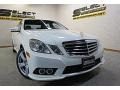 Mercedes-Benz E 350 4Matic Sedan Arctic White photo #10