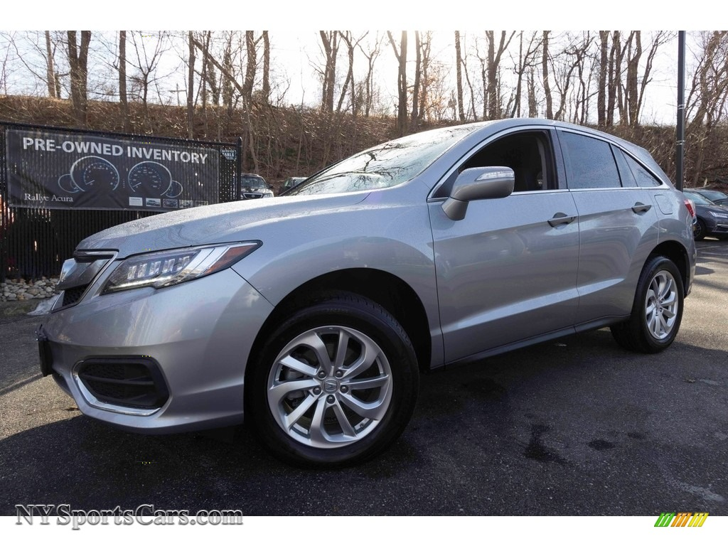 2017 RDX AWD - Lunar Silver Metallic / Ebony photo #1
