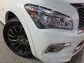 Infiniti QX80 Limited AWD Majestic White photo #8