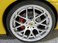 Porsche 911 Turbo Coupe Speed Yellow photo #11