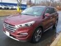 Hyundai Tucson Limited AWD Ruby Wine photo #1