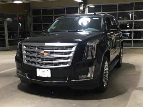 Black Raven 2018 Cadillac Escalade 4WD