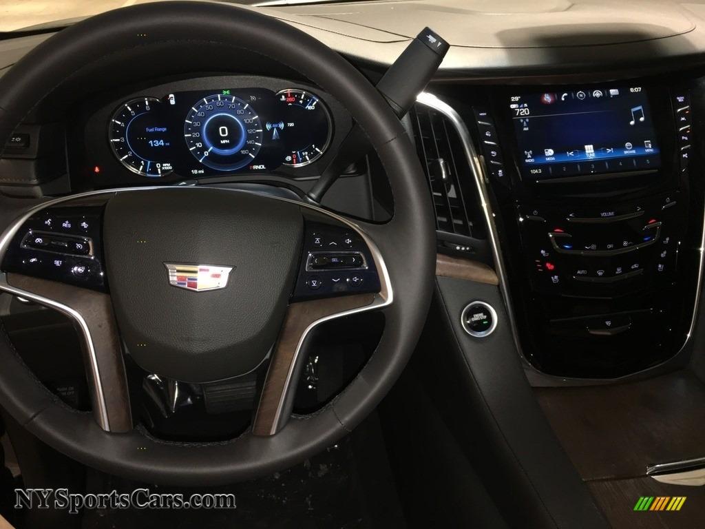 2018 Escalade ESV Luxury 4WD - Black Raven / Kona Brown/Jet Black photo #5
