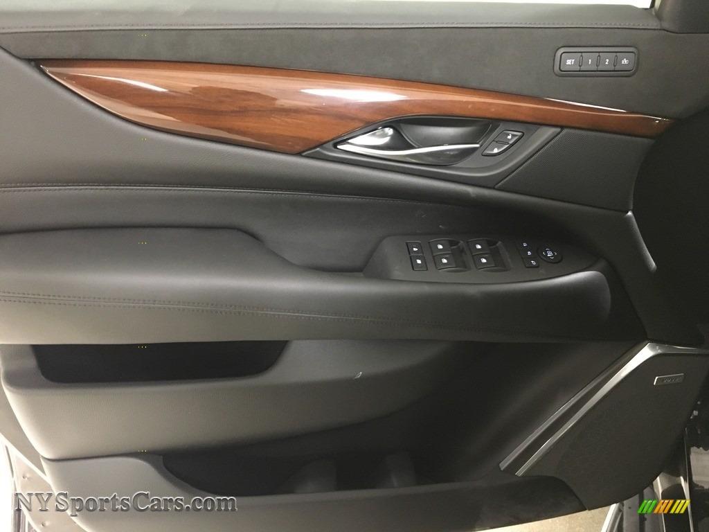 2018 Escalade ESV Luxury 4WD - Dark Granite Metallic / Jet Black photo #11