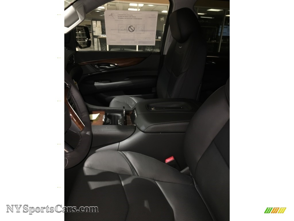 2018 Escalade ESV Luxury 4WD - Dark Granite Metallic / Jet Black photo #12