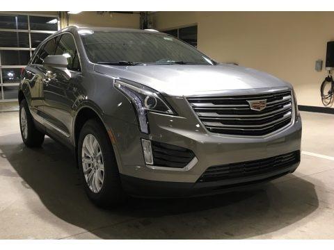 Bronze Dune Metallic 2018 Cadillac XT5
