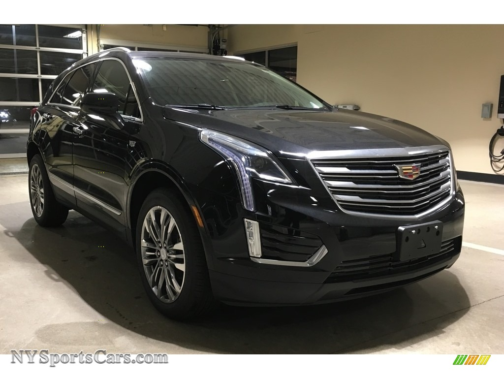 2018 XT5 Premium Luxury - Stellar Black Metallic / Jet Black photo #1