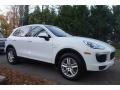 Porsche Cayenne Diesel White photo #8