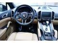 Porsche Cayenne Diesel Moonlight Blue Metallic photo #12