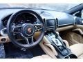 Porsche Cayenne Diesel Moonlight Blue Metallic photo #18