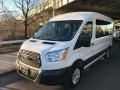 Ford Transit Wagon XLT 350 MR Long Oxford White photo #1