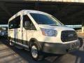 Ford Transit Wagon XLT 350 MR Long Oxford White photo #4