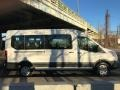 Ford Transit Wagon XLT 350 MR Long Oxford White photo #13