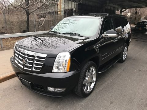 Black Raven 2011 Cadillac Escalade Luxury AWD