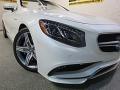 Mercedes-Benz S 63 AMG 4Matic Cabriolet designo Diamond White Metallic photo #8