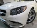 Mercedes-Benz S 63 AMG 4Matic Cabriolet designo Diamond White Metallic photo #9