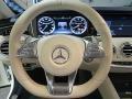 Mercedes-Benz S 63 AMG 4Matic Cabriolet designo Diamond White Metallic photo #18
