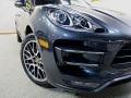 Porsche Macan Turbo Volcano Grey Metallic photo #7