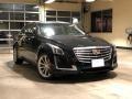 Cadillac CTS Luxury AWD Black Raven photo #1