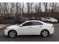 Acura TSX Sedan Premium White Pearl photo #3