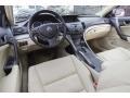 Acura TSX Sedan Premium White Pearl photo #14