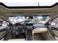 Acura TSX Sedan Premium White Pearl photo #15