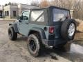 Jeep Wrangler Sport 4x4 Hydro Blue Pearl Coat photo #6