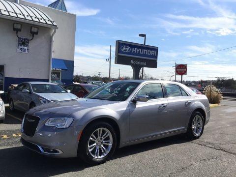 Billet Silver Metallic 2017 Chrysler 300 C