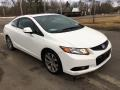 Honda Civic Si Coupe Taffeta White photo #3