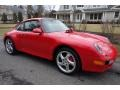 Porsche 911 Carrera S Coupe Guards Red photo #8