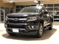 Chevrolet Colorado Z71 Crew Cab 4x4 Black photo #2