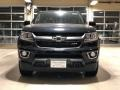 Chevrolet Colorado Z71 Crew Cab 4x4 Black photo #3
