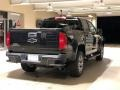 Chevrolet Colorado Z71 Crew Cab 4x4 Black photo #7