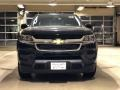 Chevrolet Colorado WT Extended Cab 4x4 Black photo #3