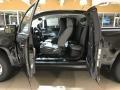 Chevrolet Colorado WT Extended Cab 4x4 Black photo #10
