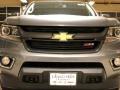 Chevrolet Colorado Z71 Extended Cab 4x4 Satin Steel Metallic photo #4