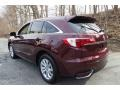 Acura RDX Technology AWD Basque Red Pearl II photo #4