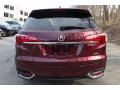 Acura RDX Technology AWD Basque Red Pearl II photo #5