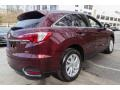 Acura RDX Technology AWD Basque Red Pearl II photo #6