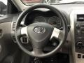 Toyota Corolla LE Magnetic Gray Metallic photo #15