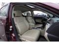 Acura ILX 2.0L Premium Crimson Garnet photo #24