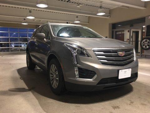 Crystal White Tricoat 2018 Cadillac Escalade Luxury 4WD